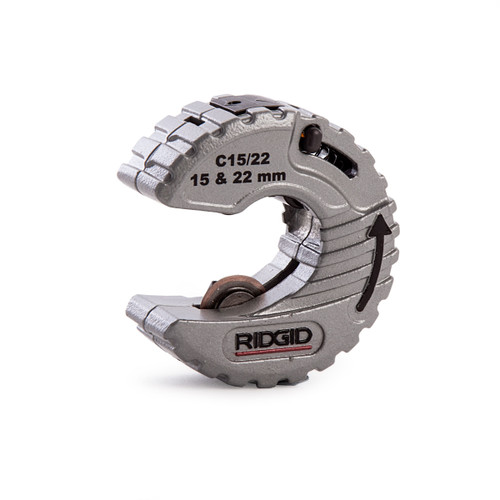 Ridgid 57018 C Type Copper Tube Cutter 15 - 22mm - 2