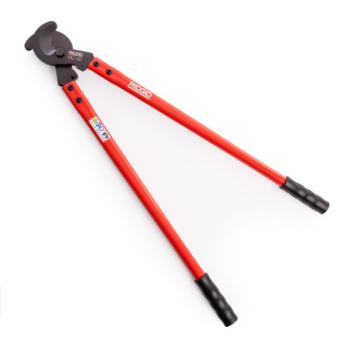 Ridgid 54283 MC-50 Manual Leverage Cable Cutter 50mm Diameter - 5