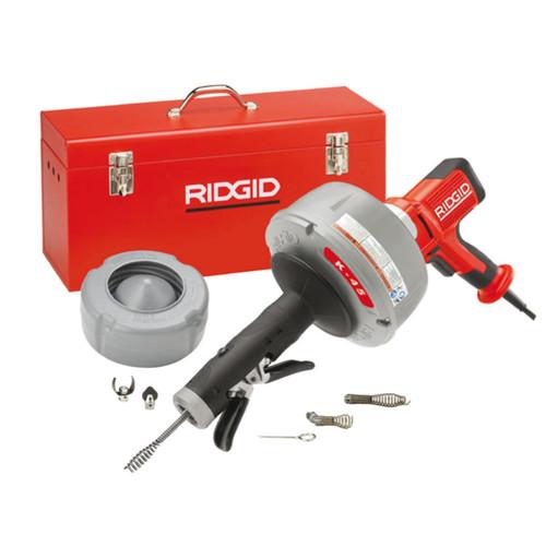 Ridgid K-45AF-5 (36043) Autofeed Drain Cleaning Machine 240V - 6