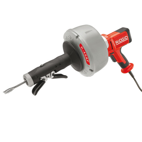 Ridgid K-45AF (36033) Autofeed Drain Cleaning Machine 240V - 6