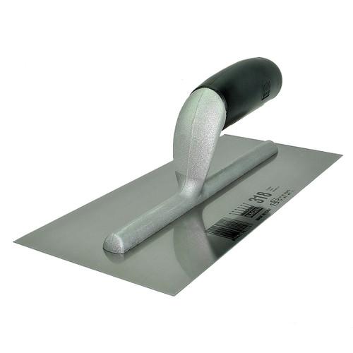 Ragni 318 Plastering Trowel 11in - Black Handle - 1