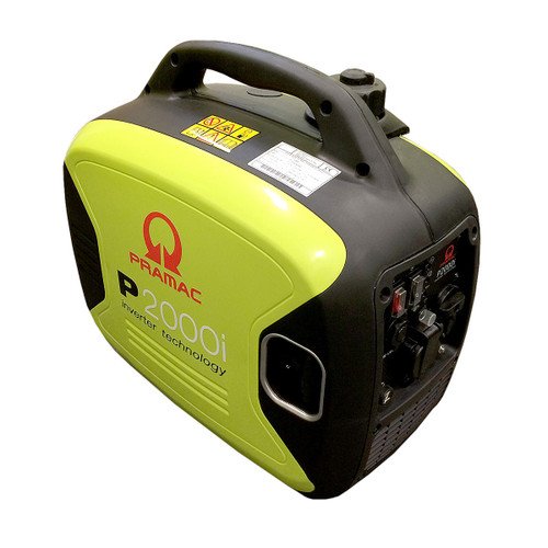 Buy Pramac P2000I Inverter Generator Yamaha M280/240V/12V at Toolstop