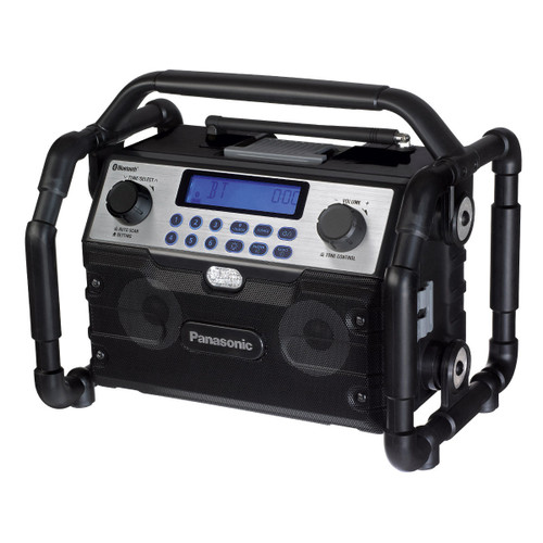 Panasonic EY37A2B31 Bluetooth 14.4V-18V Portable Radio / Speaker System  - 7