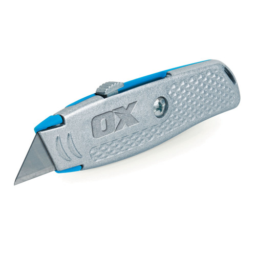 Buy OX Retractable Utility Knife Trade Series (T220601) at Toolstop