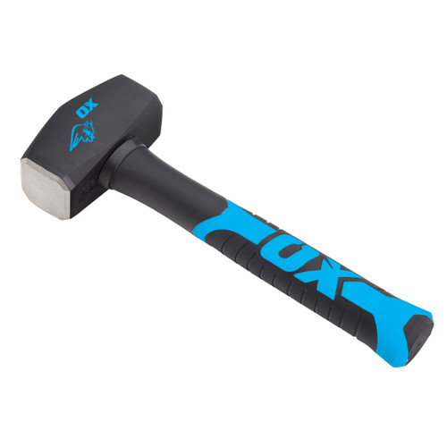 Buy OX T081302 Trade Series Club Hammer with Fibreglass Handle 2.5lb  for GBP7.78 at Toolstop