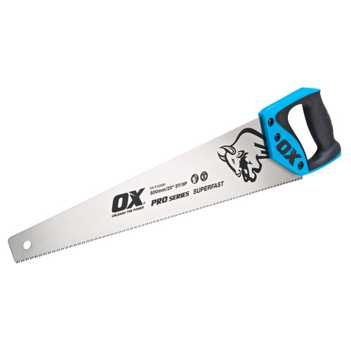 "Buy OX Hand Saw - Pro Series 500mm / 20"" (P133250) at Toolstop"