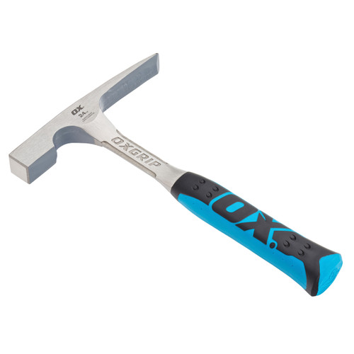 Buy OX P082424 Pro Series Brick Hammer 24oz  at Toolstop