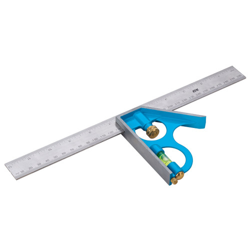 OX P025630 Pro Series Combination Square 12in / 305mm - 1