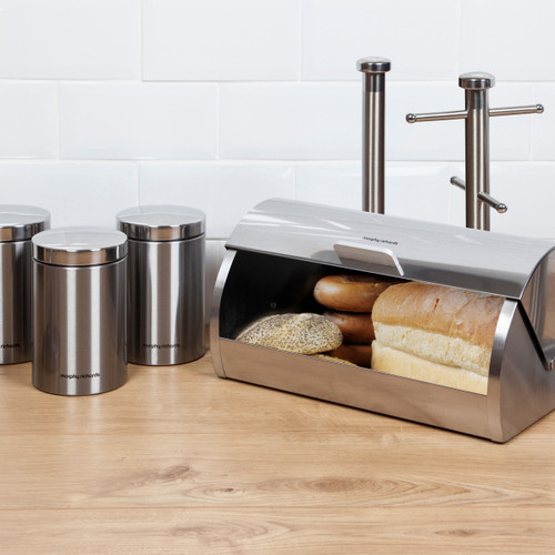 Morphy Richards 974104 Accents 6 Piece Stainless Steel Storage Set  - 3