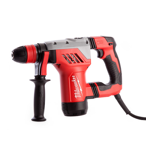 Milwaukee PLH28XE SDS+ 3 Mode Hammer Drill 240V - 2