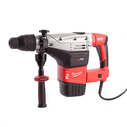 Milwaukee K750S SDS Max Combi Breaker Hammer 110V - 3