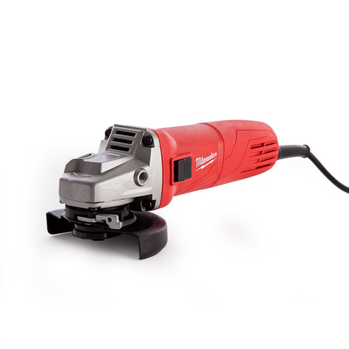 Milwaukee AGV10-115EK 115mm Angle Grinder 110V - 2