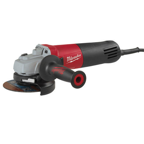 Buy Milwaukee AG12-115 115mm Ultra Compact Angle Grinder 110V at Toolstop