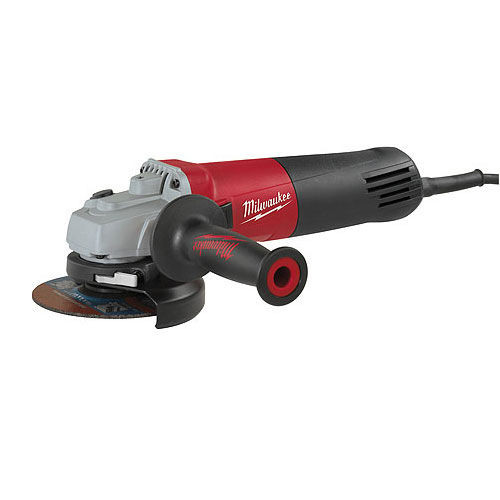 Milwaukee AG11-115 115mm Compact Angle Grinder 240V - 4