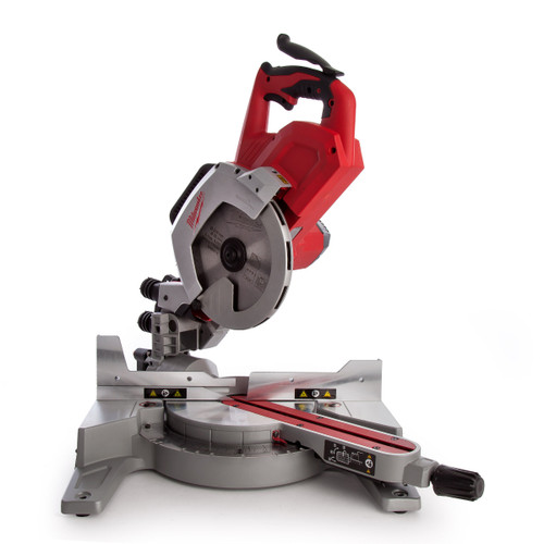 Milwaukee M18SMS216-0 Cordless M18 Heavy Duty Mitre Saw (Body Only) - 7