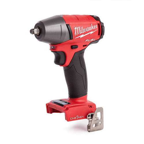 Milwaukee M18ONEIWF M18 ONE-KEY Fuel Impact Wrench Friction Ring 3/8in (Body Only) - 2