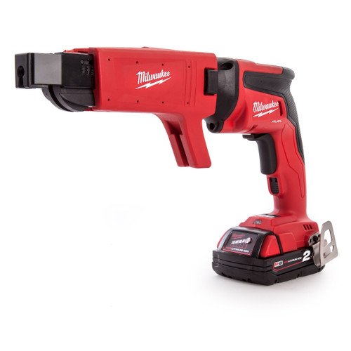 Milwaukee M18FSGC-202X M18 Fuel Cordless Screw Gun with Collated Attachment (2 x 2.0Ah Batteries) - 10