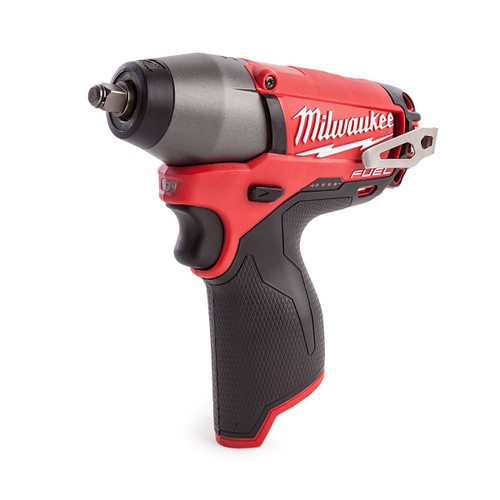 Milwaukee M12CIW38-0 M12 Fuel Compact Impact Wrench 3/8in Reception (Body Only) - 5