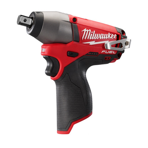 Milwaukee M12CIW12-0 M12 Fuel Compact Impact Wrench 1/2in Reception (Body Only) - 5