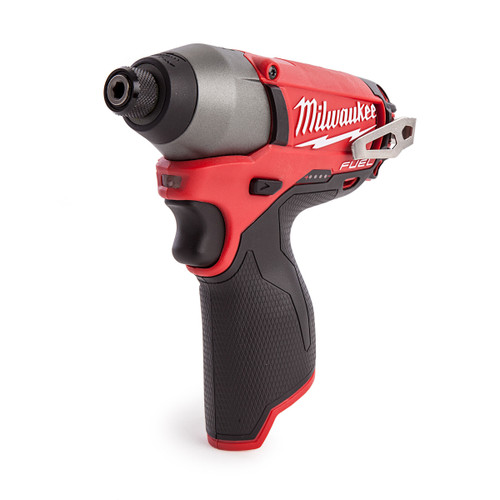 Milwaukee M12CID-0 M12 Fuel Compact Hex Impact Driver (Body Only) - 2