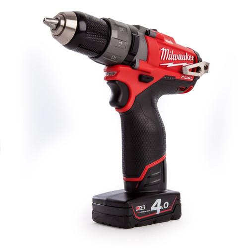Milwaukee M12CDD-402C M12 Fuel Drill Driver (2 x 4.0Ah Batteries) - 6
