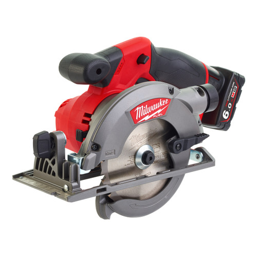 Milwaukee M12CCS44-602X M12 Fuel Compact Circular Saw (2 x 6.0Ah Batteries) - 7