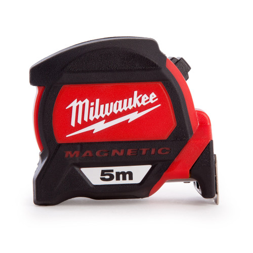 Milwaukee 4932459373 Premium Magnetic Tape Measure 5m / 16ft - 3