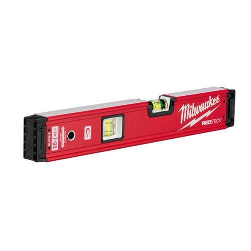 Milwaukee 4932459061 Redstick Backbone Magnetic Level 400mm - 4