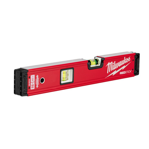 Milwaukee 4932459060 Redstick Backbone Level 400mm - 4