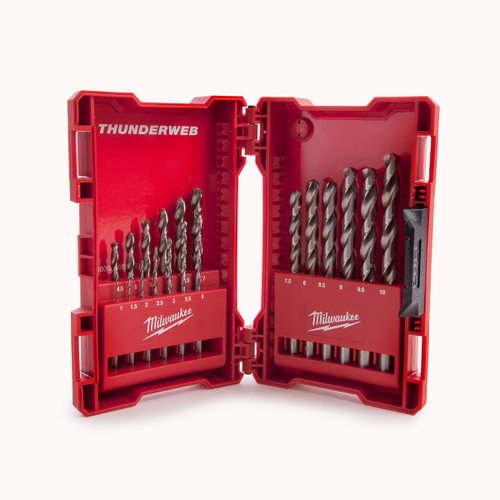 Milwaukee 4932352374 Metal Drill Bit HSSG Set (19 Piece) - 3
