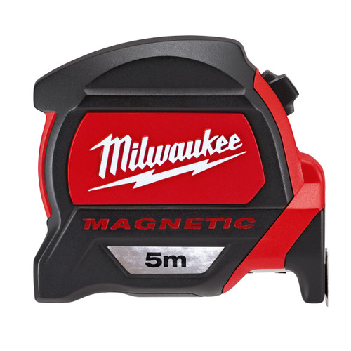 Milwaukee 48227305 Metric Premium Magnetic Tape Measure 5m  - 3