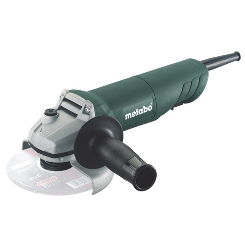Buy Metabo WP780-115 Compact Angle Grinder with Dead-Mans Paddle Switch 240V at Toolstop
