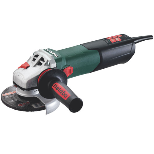 "Metabo WEA15-125 Quick - 1,550W 125mm (5"") Angle Grinder 240V - 3"