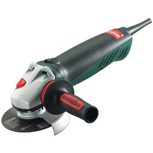 "Buy Metabo WE14-125 Quick Angle Grinder 125mm - 5"" 240V at Toolstop"