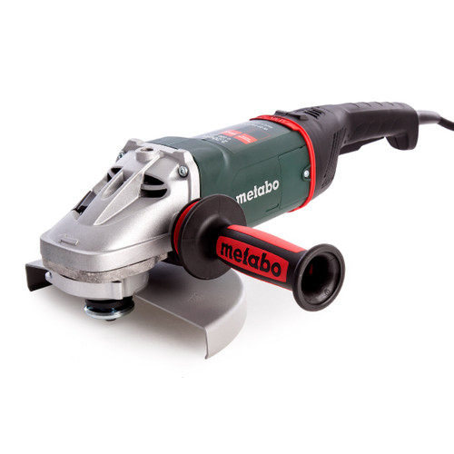 Metabo W22-230MVT Low Vibration Angle Grinder 230mm / 9 Inch 110V - 4