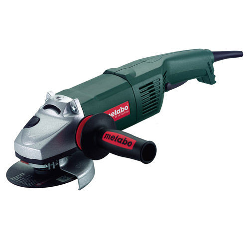 "Metabo W14-125 Ergo Angle Grinder 5"" - 125mm with Rotating Back Handle 110V - 2"