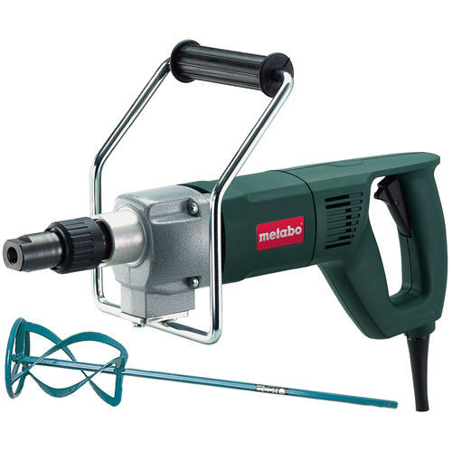 Metabo RWE 1100W Electronic Stirrer 240V with Paddle - 1