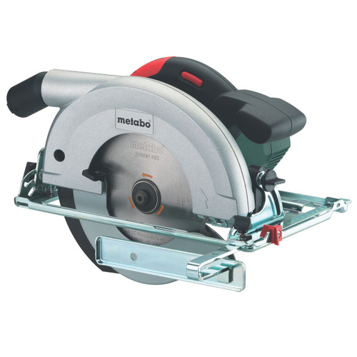 Buy Metabo KS66 Circular Saw 190mm + Metaloc Box 110V at Toolstop