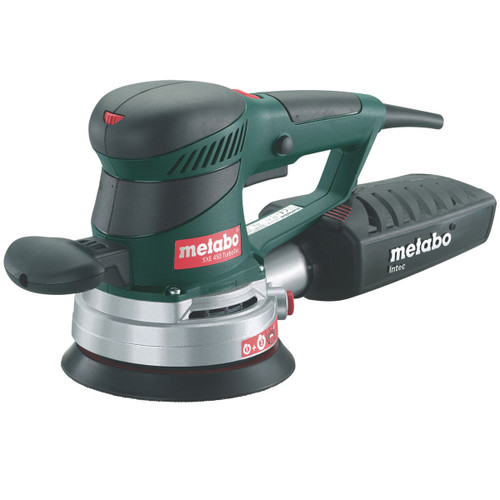 Metabo SXE450 TurboTec 110V PRO PACK - 350W 150mm Disc Sander - 1