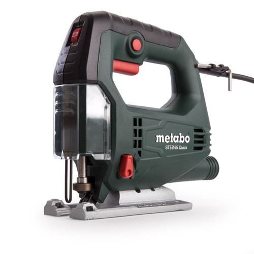 Metabo STEB 65 Quick 65mm Orbital Jigsaw 450W 110V - 4