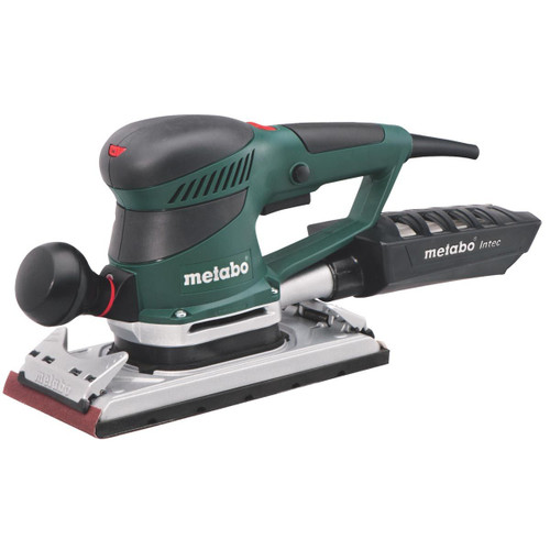 Metabo SRE 4351 TurboTec 1/2 Sheet Random Orbit Sander 240V - 4