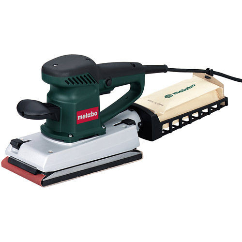 Buy Metabo SR 358 1/2 Sheet Random Orbit Flat-Bed Sander 240V at Toolstop