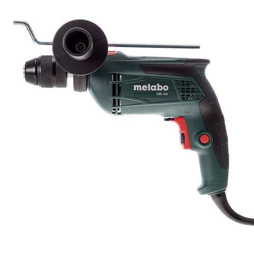 Metabo SBE650 Impact Drill 650W in Carry Case 240V - 2