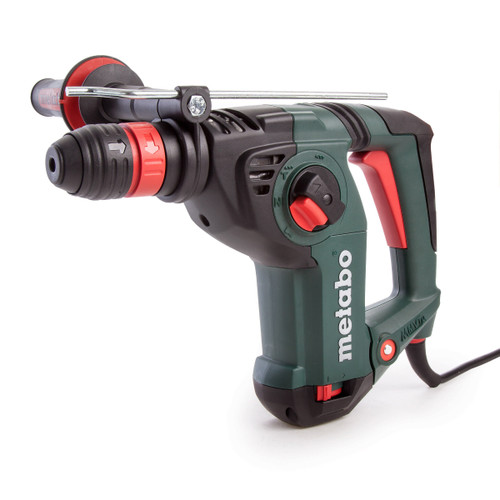 Metabo KHE3251 Combination SDS+ Hammer 3 Function with Quick Change Chuck 800W 240V - 8
