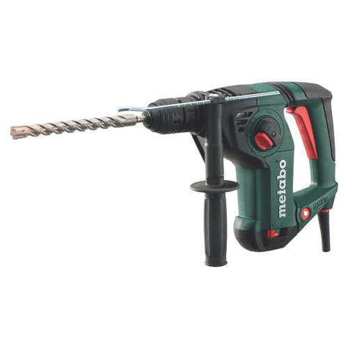 Metabo KHE3251 SDS+ 3 Function Rotary Hammer Drill with Quick Change Chuck 800W 240V - 5