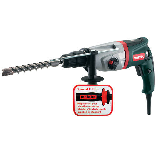 Metabo KHE 28 3 Function SDS Drill (With CODE! Security Technology) 240V - 4