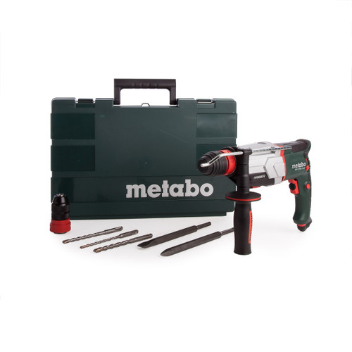Metabo KHE2660 Quick SDS+ Combi Hammer Drill with Quick Change Chuck 110V - 3
