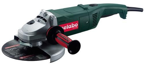 Metabo W23-230 240V - 2,300W 230mm (9inch) Angle Grinder - with rotating back handle - 3