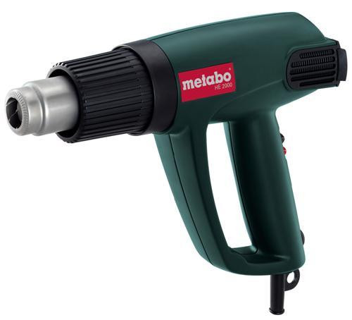 Metabo HE2000 240V - 2,000W Hot Air Gun (Heat Gun) - 2