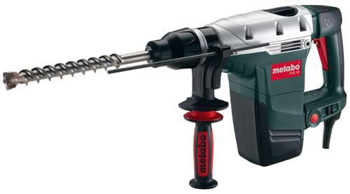 Metabo KHE56 240V - 1,300W Two Function SDS Max Combi Hammer - 2